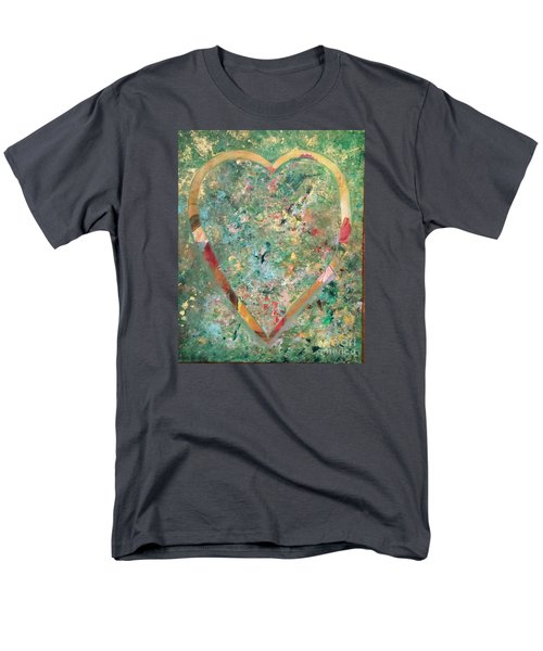 Nature Lover Men's T-Shirt  (Regular Fit) by Diana Bursztein
