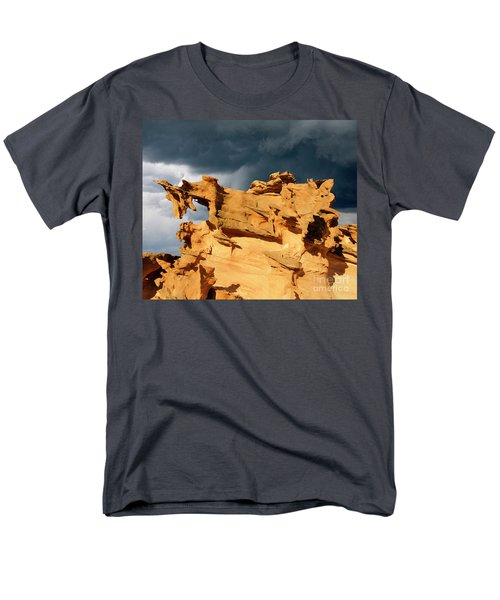 Nature's Artistry Nevada 3 Men's T-Shirt  (Regular Fit) by Bob Christopher