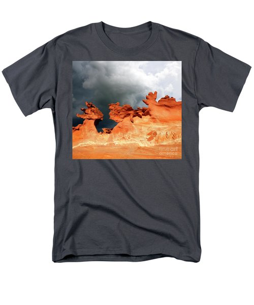 Nature's Artistry Nevada Men's T-Shirt  (Regular Fit) by Bob Christopher