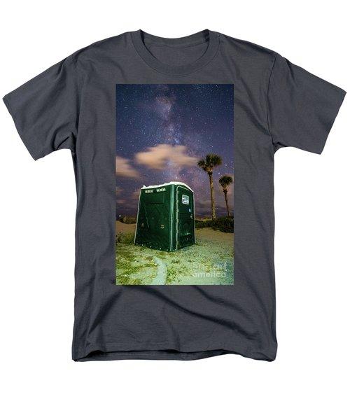 Nature's Calling Men's T-Shirt  (Regular Fit) by Robert Loe