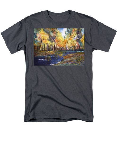 Nature's Glory Men's T-Shirt  (Regular Fit) by Ryan Radke