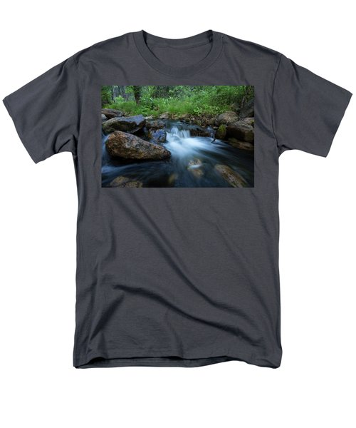 Nature's Harmony Men's T-Shirt  (Regular Fit) by Sue Cullumber