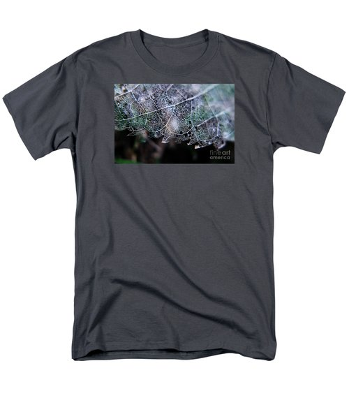 Nature's Lace Men's T-Shirt  (Regular Fit) by Rebecca Davis