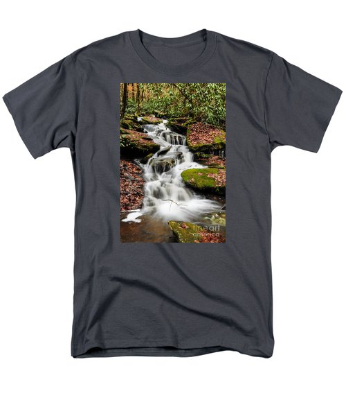 Natures Surprise Men's T-Shirt  (Regular Fit) by Debbie Green