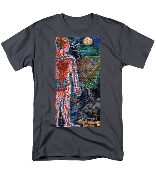 Navigation Men's T-Shirt  (Regular Fit) by Emily McLaughlin