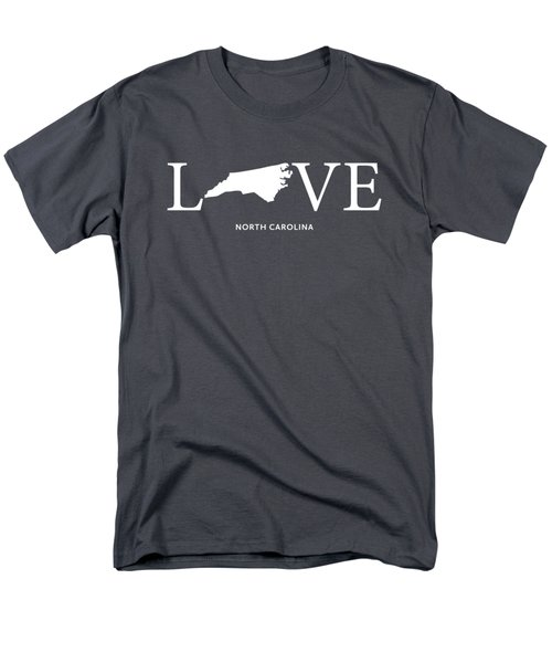 Nc Love Men's T-Shirt  (Regular Fit) by Nancy Ingersoll