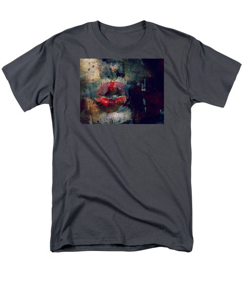 Never Had A Dream Come True  Men's T-Shirt  (Regular Fit) by Paul Lovering