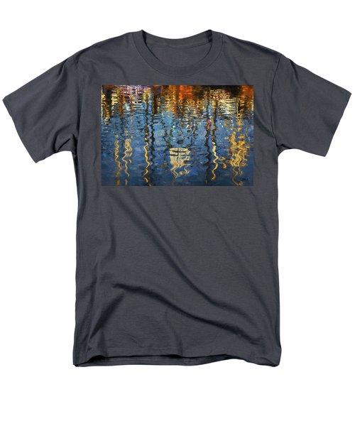 New Bedford Waterfront No. 5 Men's T-Shirt  (Regular Fit)
