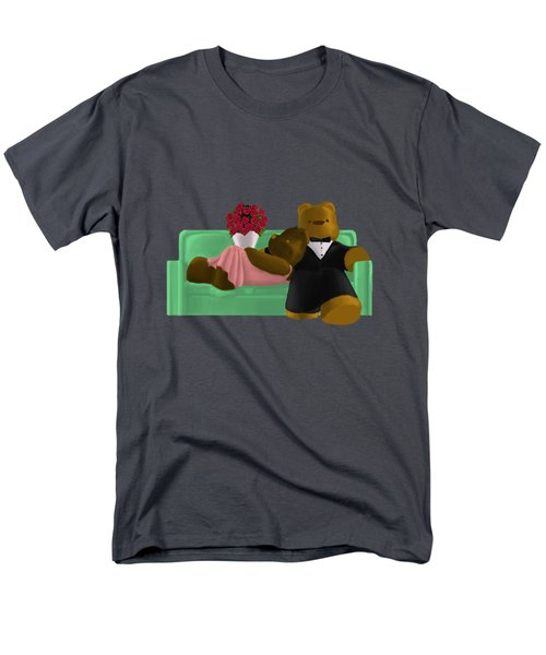 New Couch Men's T-Shirt  (Regular Fit) by Jason Sharpe