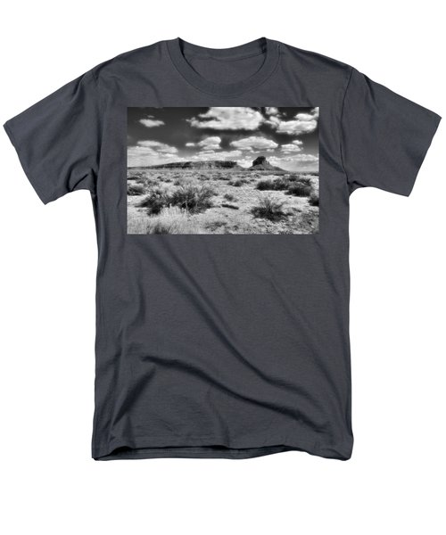 New Mexico Men's T-Shirt  (Regular Fit) by Jim Walls PhotoArtist