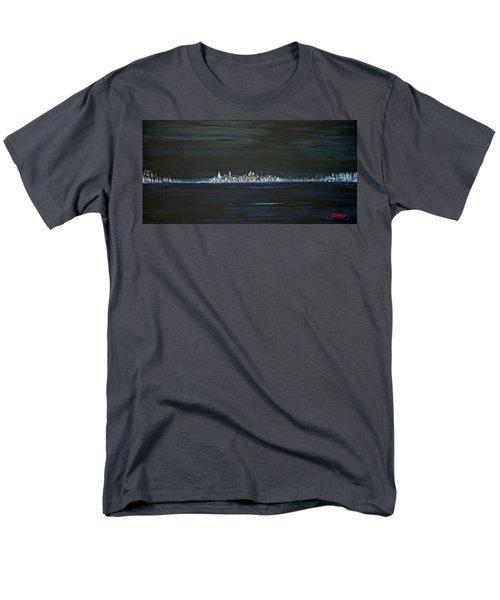 New York City Nights Men's T-Shirt  (Regular Fit)
