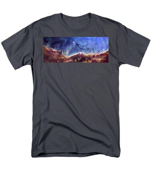 Ngc 3324  Carina Nebula Men's T-Shirt  (Regular Fit)