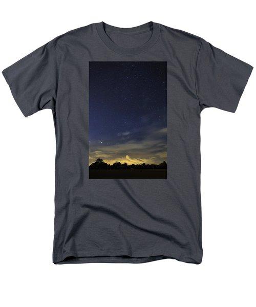 Night Dream Men's T-Shirt  (Regular Fit) by Martin Capek