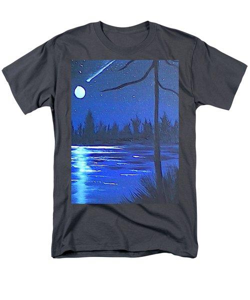 Night Scene Men's T-Shirt  (Regular Fit)