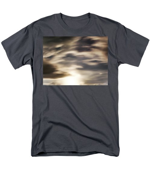 Men's T-Shirt  (Regular Fit) featuring the photograph Night Sky 1 by Leland D Howard