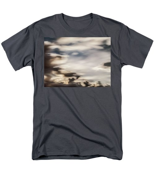 Men's T-Shirt  (Regular Fit) featuring the photograph Night Sky 2 by Leland D Howard