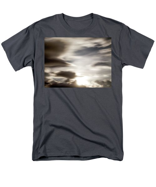 Men's T-Shirt  (Regular Fit) featuring the photograph Night Sky 4 by Leland D Howard