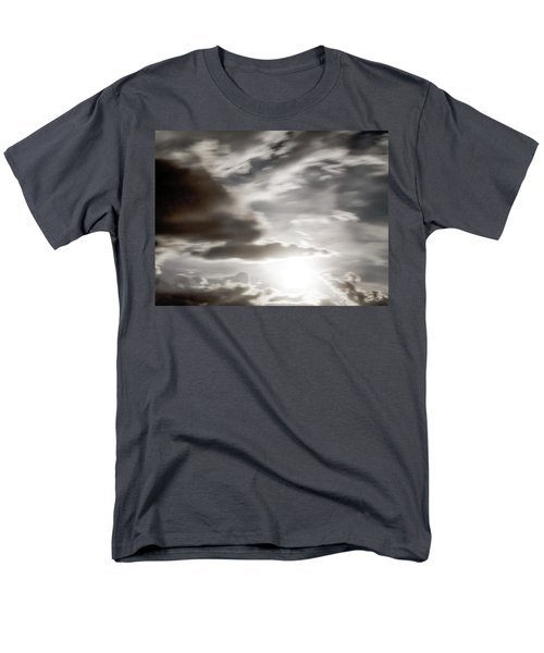 Men's T-Shirt  (Regular Fit) featuring the photograph Night Sky 5 by Leland D Howard