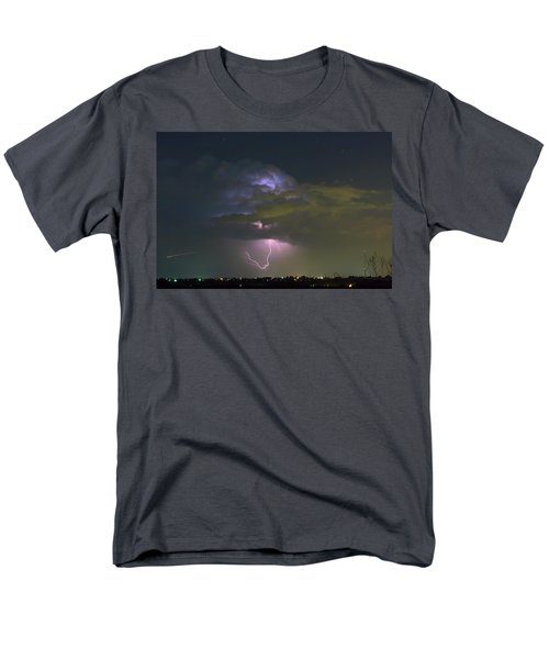 Men's T-Shirt  (Regular Fit) featuring the photograph Night Tripper by James BO Insogna