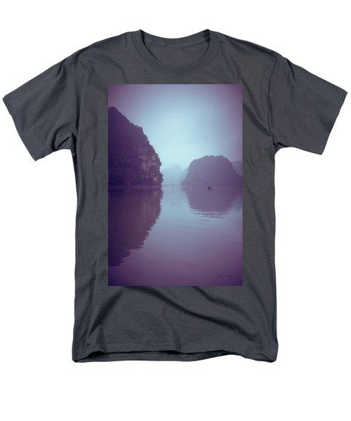 Ninh Binh River Men's T-Shirt  (Regular Fit) by Joseph Westrupp