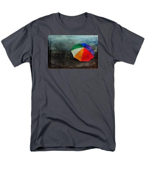 No Day For A Tan Men's T-Shirt  (Regular Fit) by Randi Grace Nilsberg
