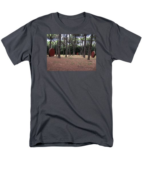 No Title... Men's T-Shirt  (Regular Fit) by Edgar Torres
