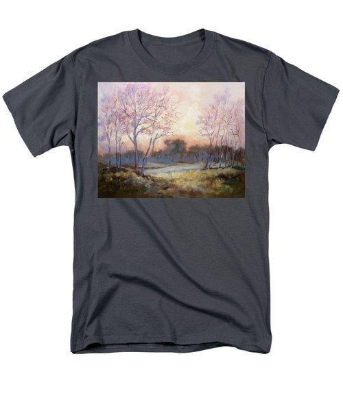 Nocturnal Landscape Men's T-Shirt  (Regular Fit)