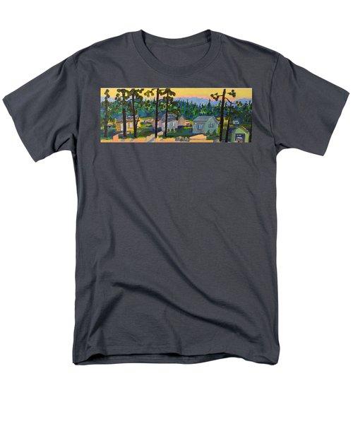 North Shore Men's T-Shirt  (Regular Fit) by Rodger Ellingson