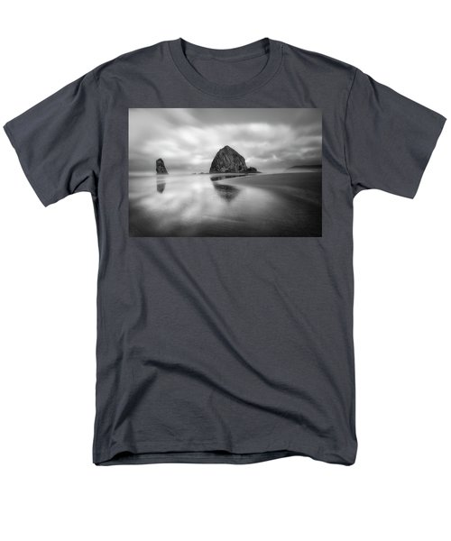Northwest Monolith Men's T-Shirt  (Regular Fit) by Ryan Manuel
