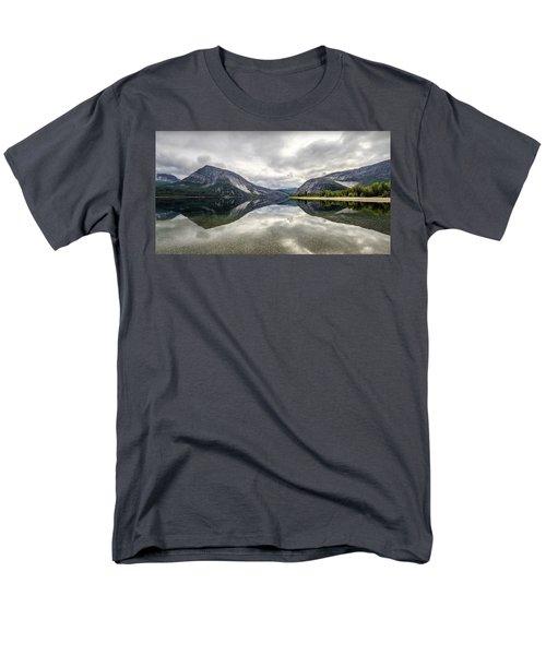 Norway I Men's T-Shirt  (Regular Fit) by Thomas M Pikolin