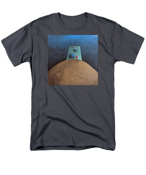 Not This House Men's T-Shirt  (Regular Fit) by Cynthia Decker