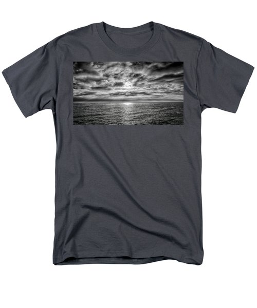 Men's T-Shirt  (Regular Fit) featuring the photograph Nothing Something Or All by Joseph Hollingsworth