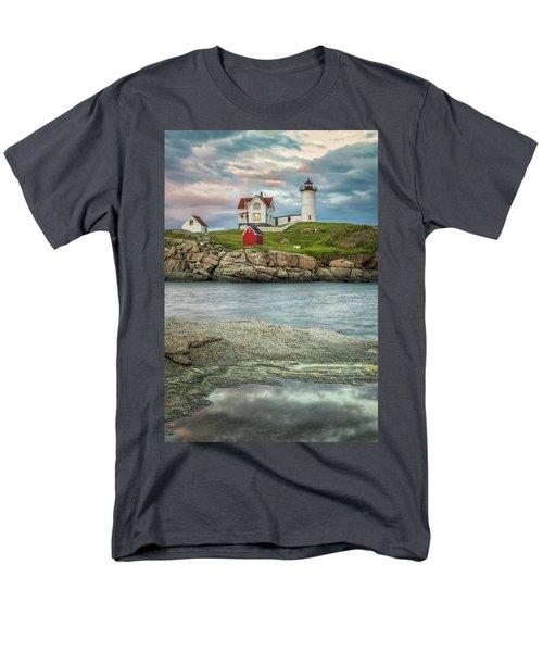 Nubble Light Men's T-Shirt  (Regular Fit) by Brian Caldwell