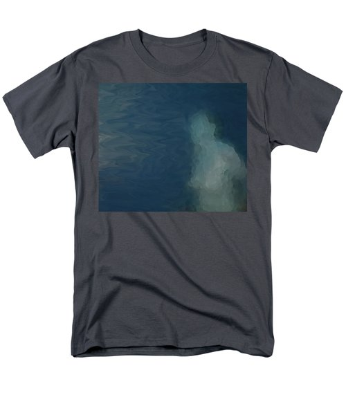 Nude Impression 18-3 Men's T-Shirt  (Regular Fit) by Lenore Senior