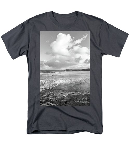 Men's T-Shirt  (Regular Fit) featuring the photograph Ocean Texture Study by Nicholas Burningham