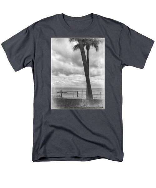 Ocean View Men's T-Shirt  (Regular Fit) by Arlene Carmel