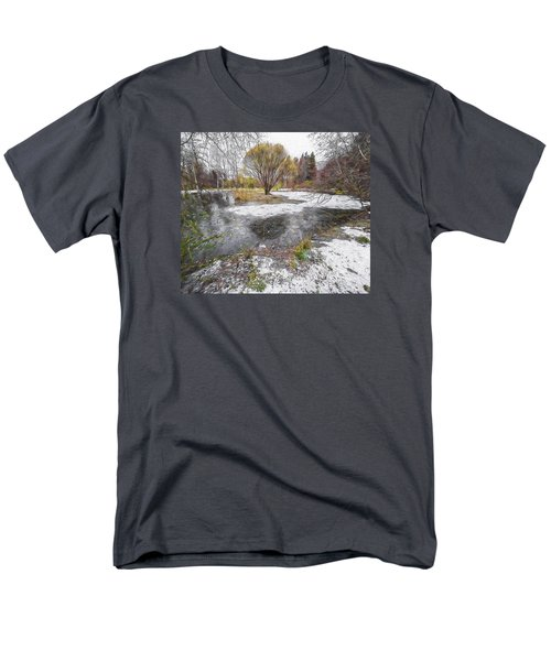 October 2 Men's T-Shirt  (Regular Fit) by Vladimir Kholostykh