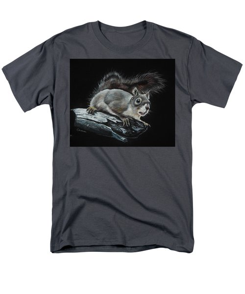 Oh Nuts  Men's T-Shirt  (Regular Fit) by Jean Cormier