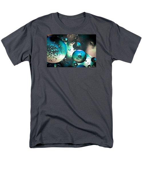 Oil And Water 1 Men's T-Shirt  (Regular Fit)