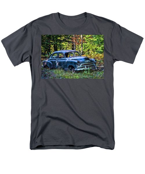 Old Car Men's T-Shirt  (Regular Fit) by Alana Ranney
