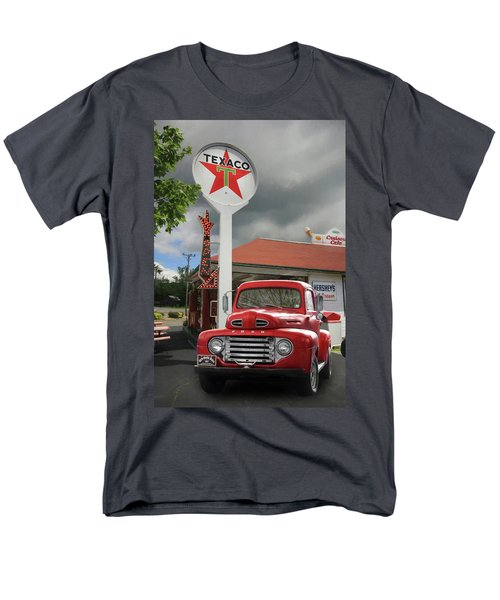 Men's T-Shirt  (Regular Fit) featuring the photograph Old Guys Rule by Lori Deiter