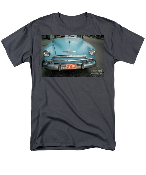 Old Havana Cab Men's T-Shirt  (Regular Fit) by Quin Sweetman