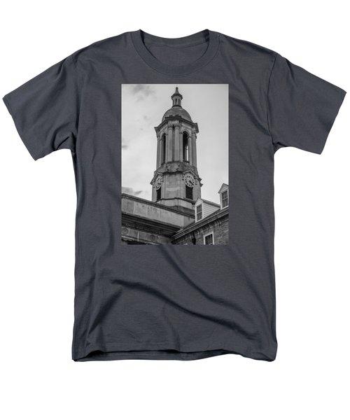 Old Main Tower Penn State Men's T-Shirt  (Regular Fit) by John McGraw