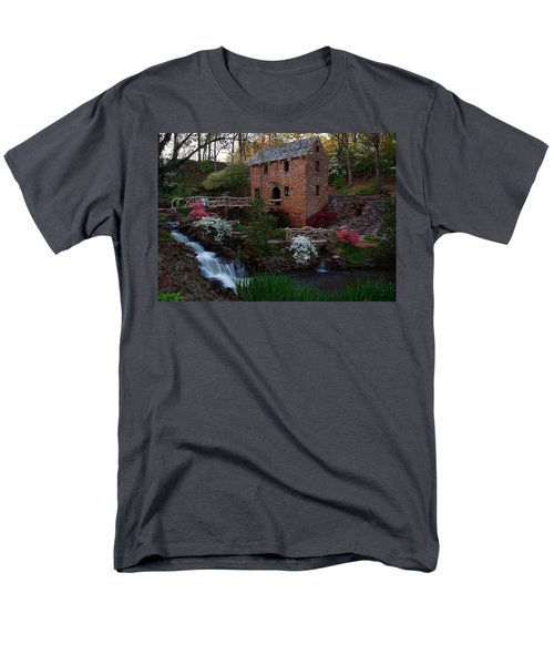 Men's T-Shirt  (Regular Fit) featuring the photograph Old Mill by Renee Hardison