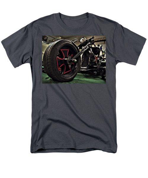 Old Motorbike Men's T-Shirt  (Regular Fit) by Tamara Sushko
