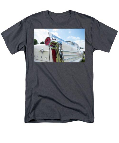Oldsmobile Tail Men's T-Shirt  (Regular Fit) by Helen Northcott