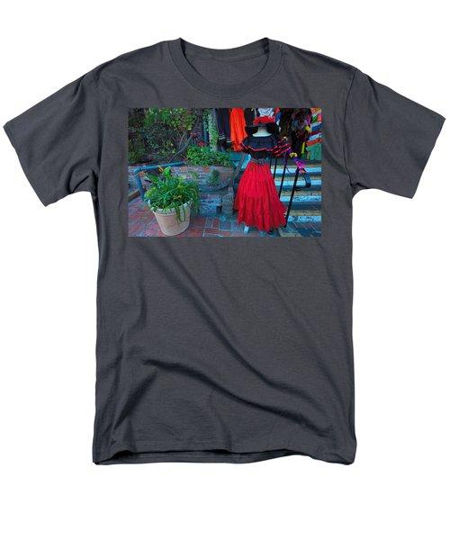 Olvera Street Los Angeles Men's T-Shirt  (Regular Fit)