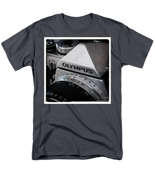 Men's T-Shirt  (Regular Fit) featuring the photograph Om-1 - D010028b by Daniel Dempster