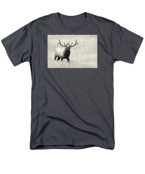 On The Fight Men's T-Shirt  (Regular Fit) by Aaron Whittemore