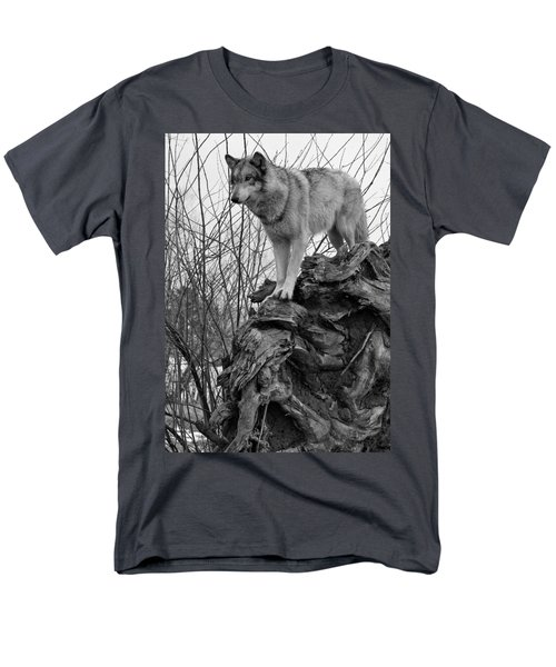 Men's T-Shirt  (Regular Fit) featuring the photograph On Top by Shari Jardina